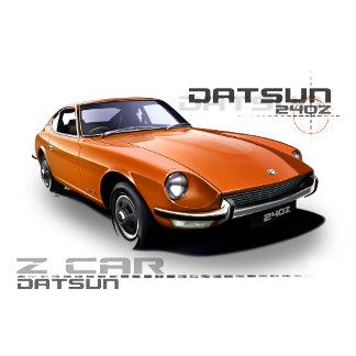 Datsun 240Z Orange