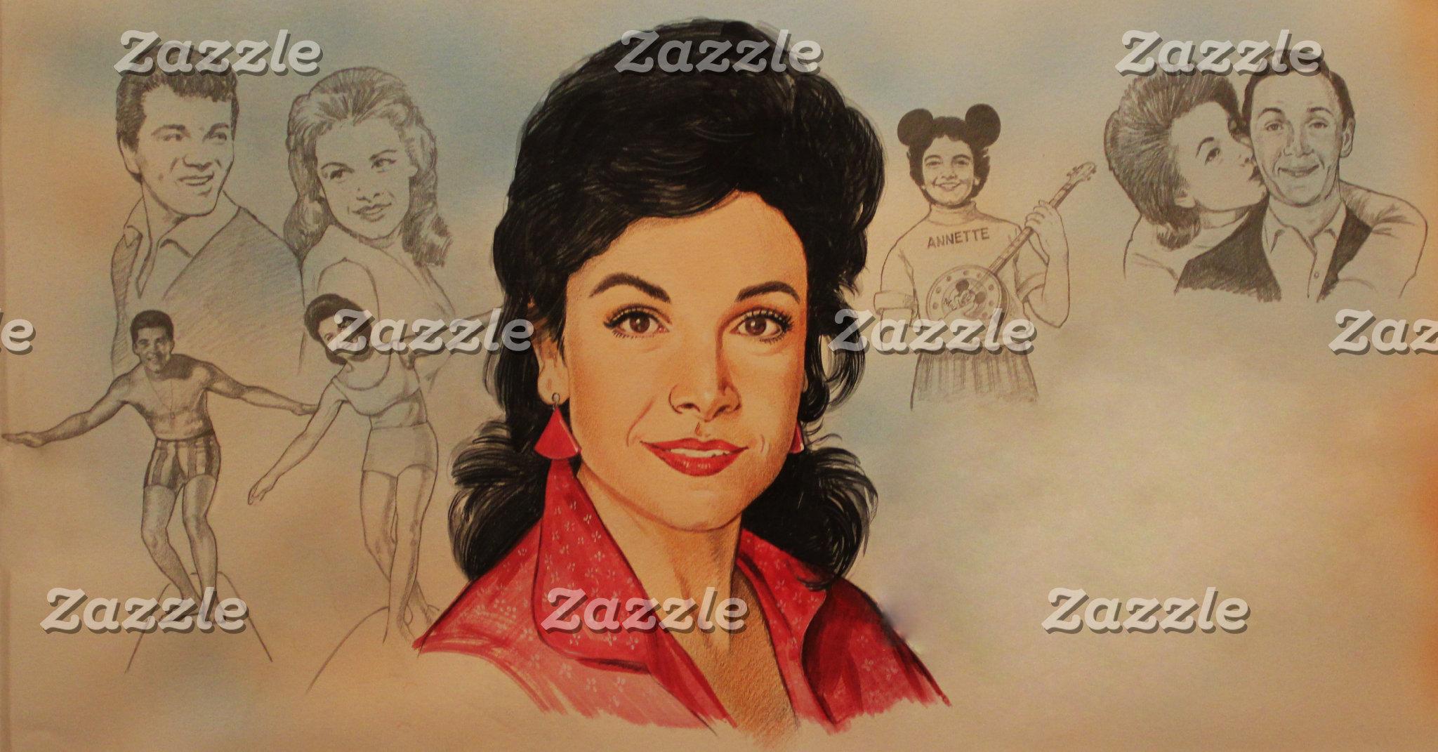 Annette Portrait Art