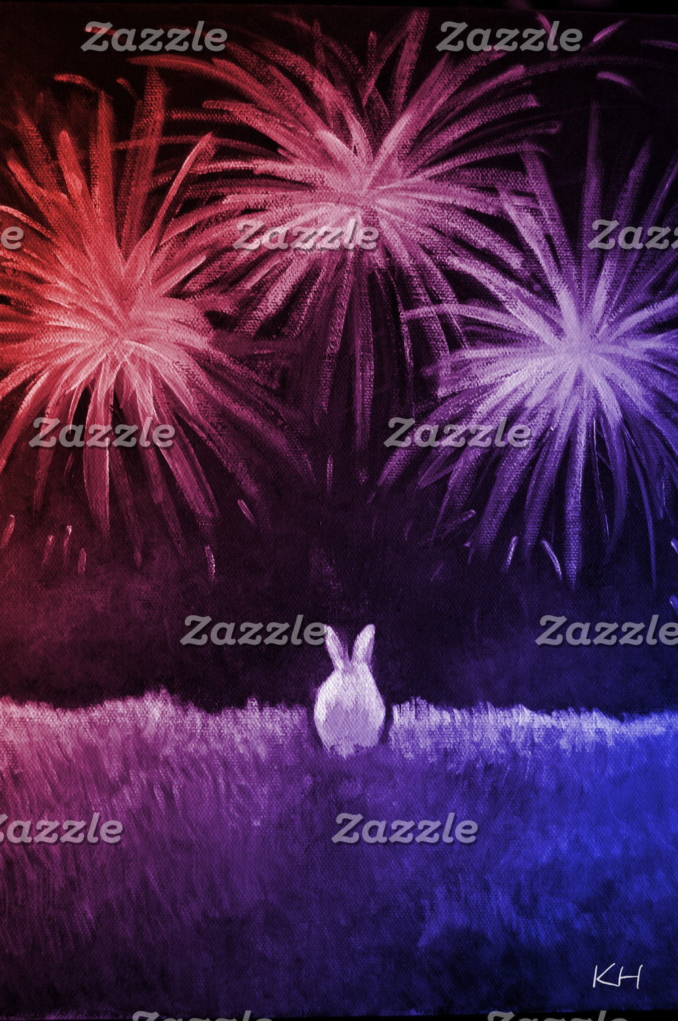 Bun on the 4th of July