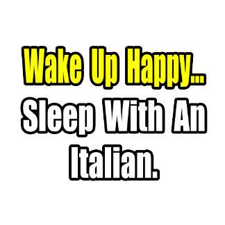 Sleep With an Italian