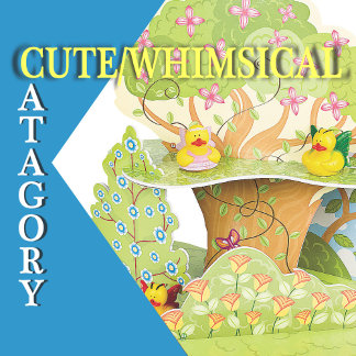 Cute/Whimsical
