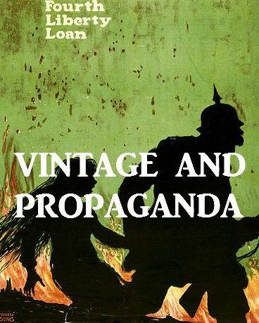 Vintage/Propaganda Posters