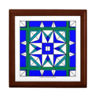Ceramic Tiles And Tile Boxes