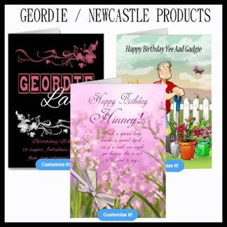 Geordie / Newcastle Products