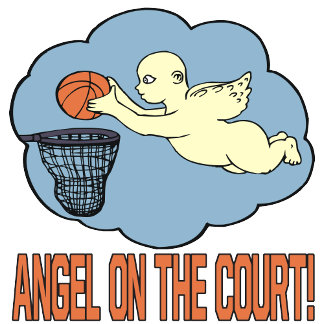 Angel On The Court