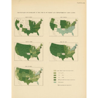 133 Increase value of farms 1850-1900