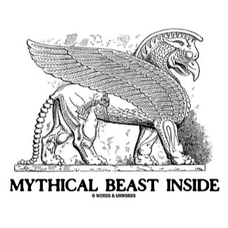 Mythical Beast Inside (Griffin / Gryphon)