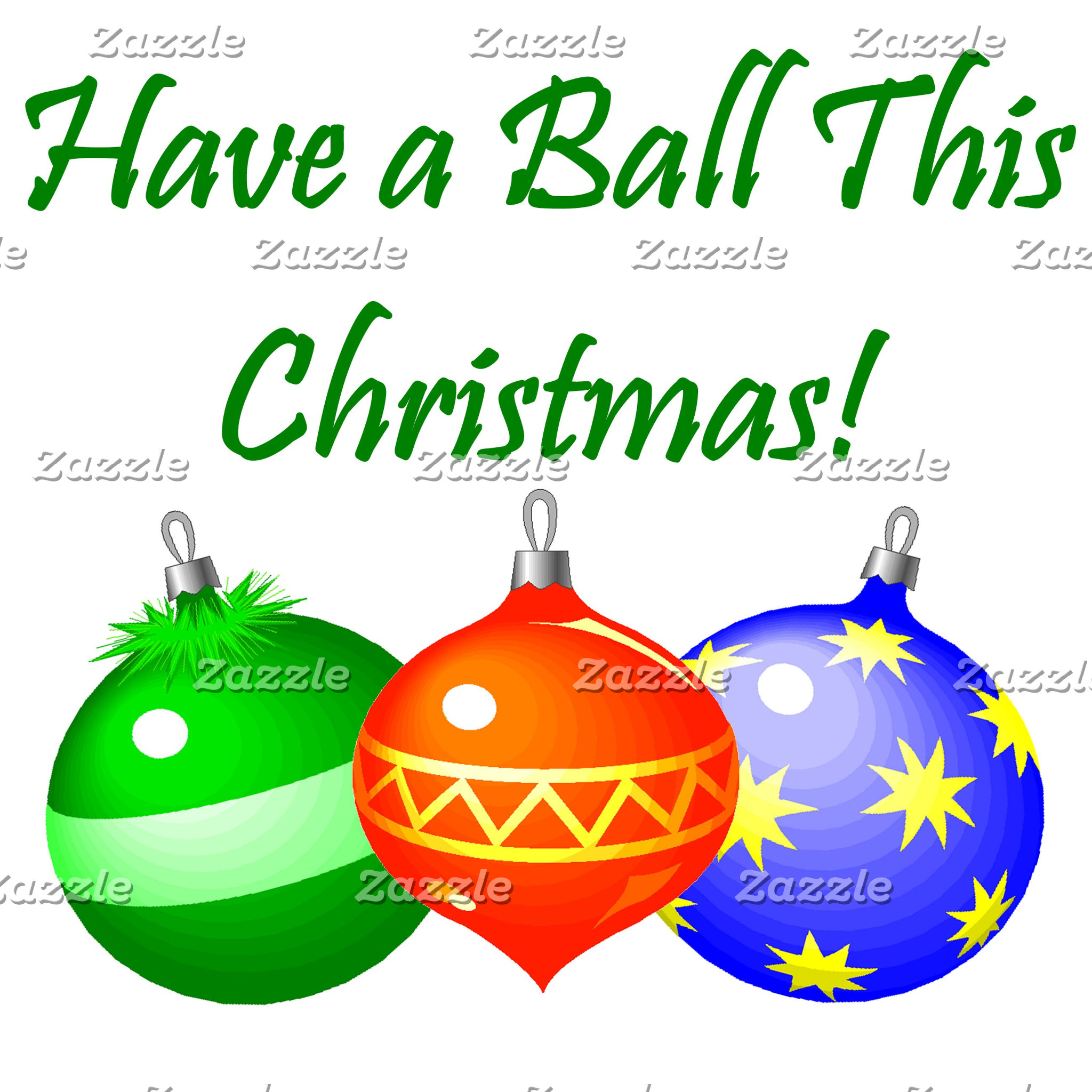 Have a Ball This Christmas Party Gifts
