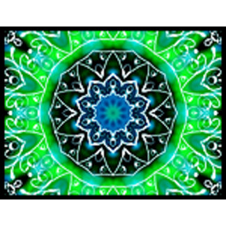Kaleidoscopes and Mandalas