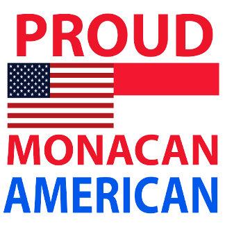 Proud Monacan American