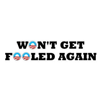 Anti Obama US election 2012 bumper stickers