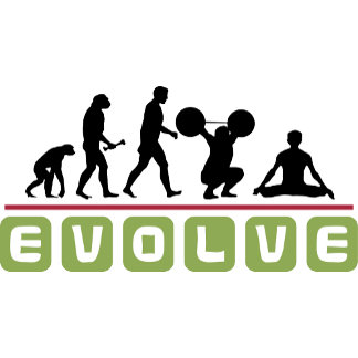 Evolve Yoga Men's T-Shirts Gifts Cards