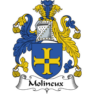 Molineux Family Crest