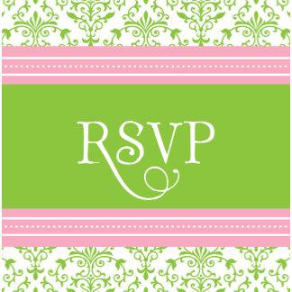 Wedding - RSVP