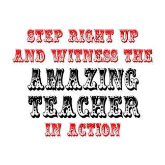 Amazing Teacher In Action