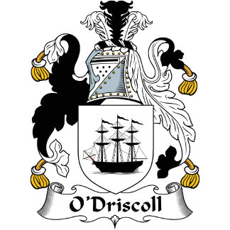 O'Driscoll Coat of Arms