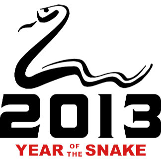2013 Year of The Snake T-Shirts