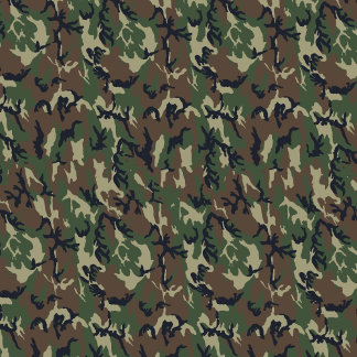 Military Forest Camouflage