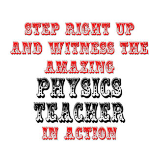 Amazing Physics Teacher In Action