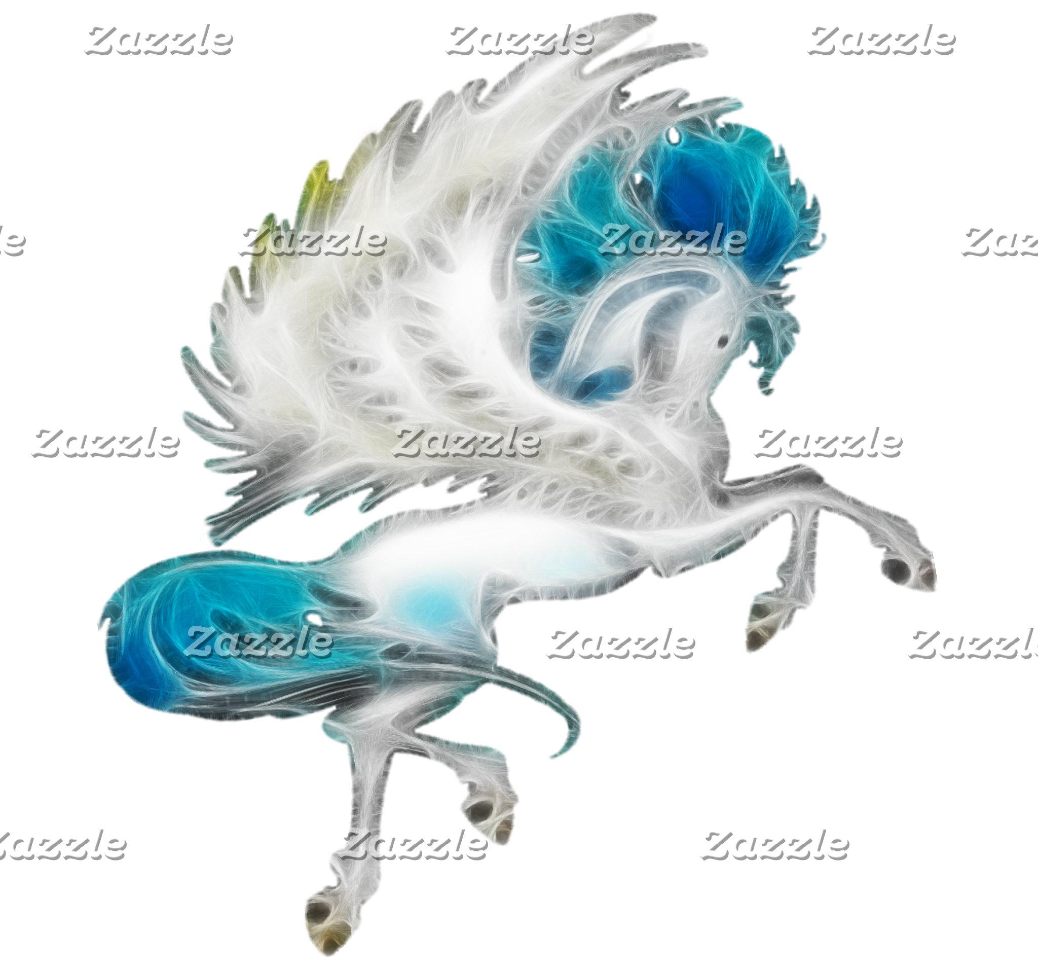FANTASY ART - Pegasi, Unicorns etc
