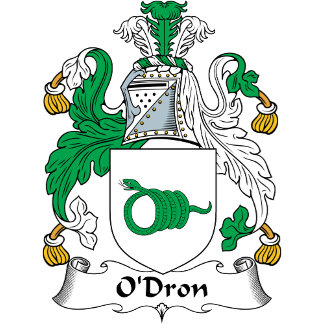 O'Dron Coat of Arms