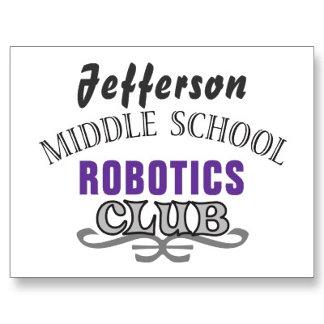 Middle School Club - Robotics