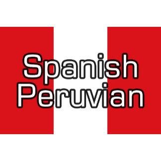 Spanish Peruvian