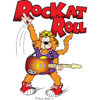 THE KAT ROCK N ROLL