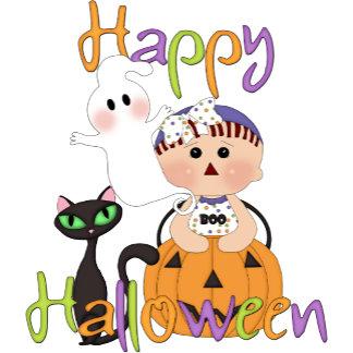Baby Happy Halloween Friends