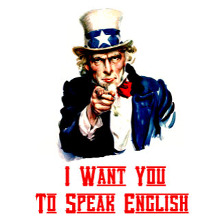 To Speak English