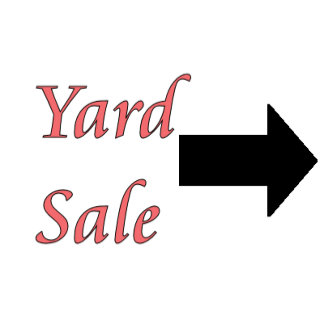 Yard sale / Garage sale