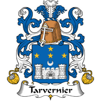 Tavernier Family Crest