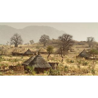 Nuba Mountains, Nugera village
