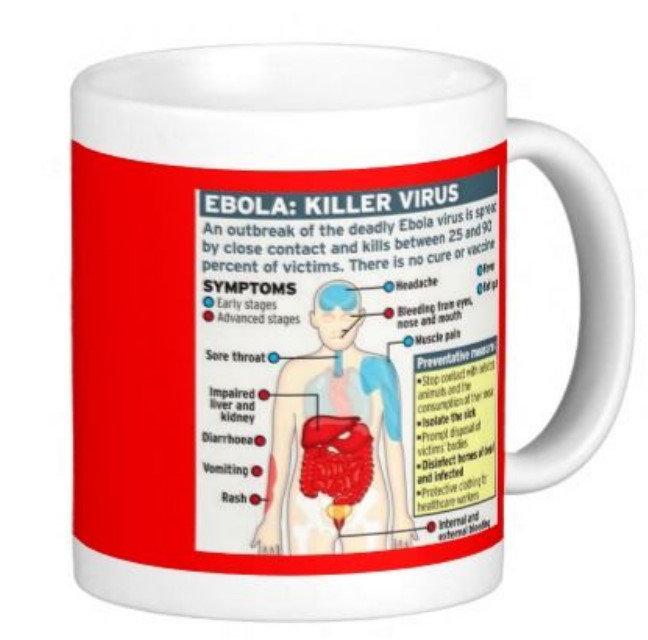 EBOLA: KILLER VIRUS  (Symptoms info.)