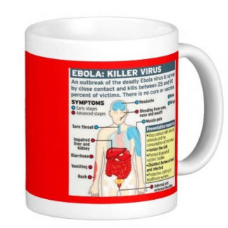 EBOLA: KILLER VIRUS  (Symptoms info.)