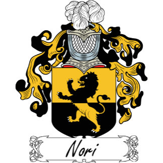 Nori Family Crest