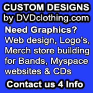 CUSTOM ORDER design by DVDclothing