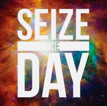Seize the Day White