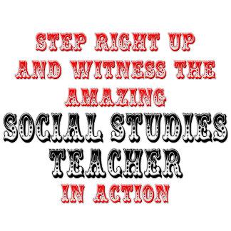 Amazing Social Studies Teacher In Action