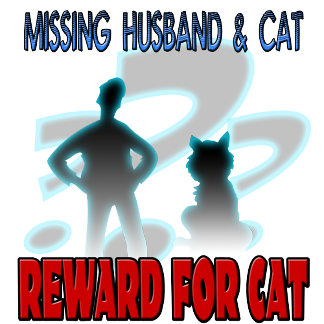 Missing Husband and Cat