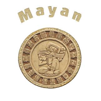 Mayan Art work