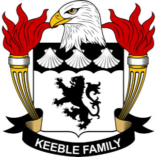 Keeble Coat of Arms