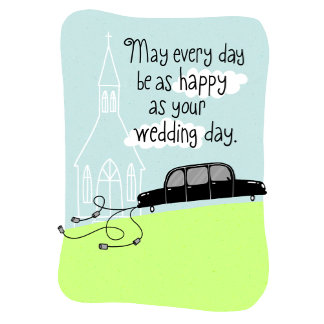 Every Day, Wedding Day