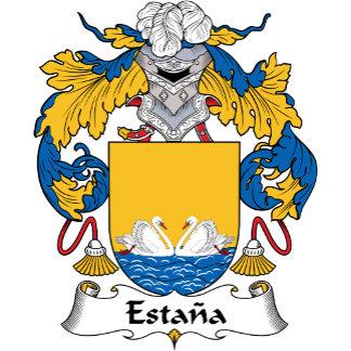 Estana Family Crest