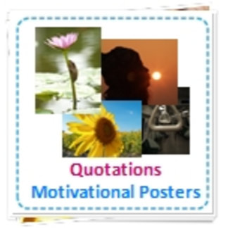 Quotations Motivational Posters