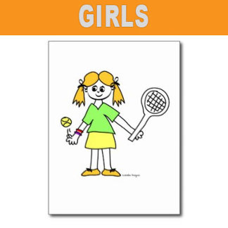 Girls T-shirts and Gifts for Girls