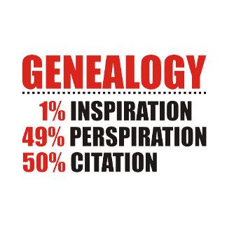 Genealogy Percentages