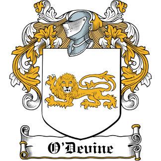 O'Devine Coat of Arms