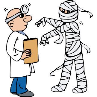 Doctor 13 Mummy Bandages