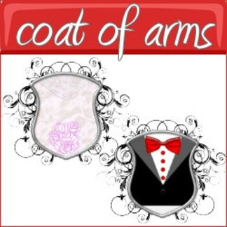 Wedding Coat of Arms